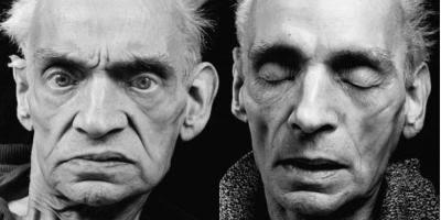 Jens Pallas før og efter døden