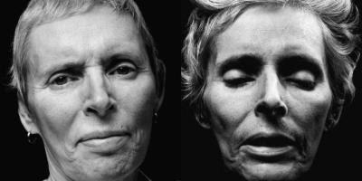 Rita Schoffler før og efter døden