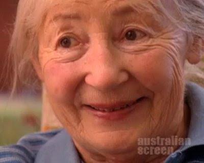 Lisette Nigot mens hun taler om sin død