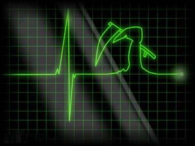 Sidste hjerteslag