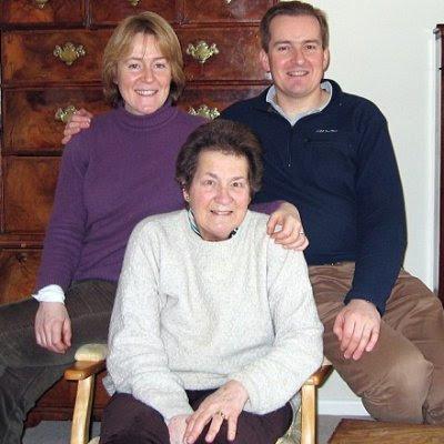 Anne Turner, familiebillede