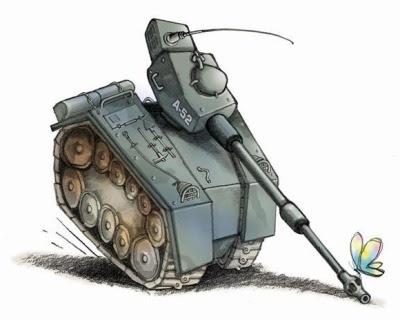 Tank by Şevket Yalaz