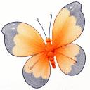 Logo sommerfugl