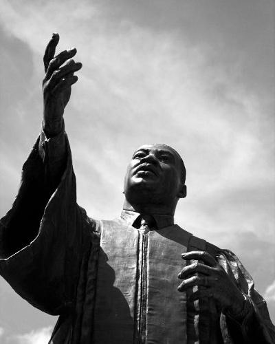 Martin Luther King vandt gennem civil ulydighed