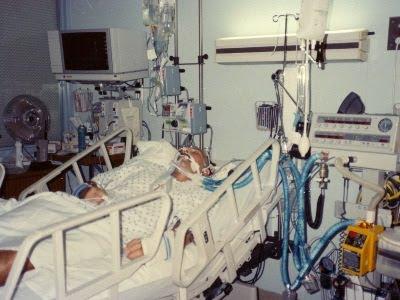 Coma patient