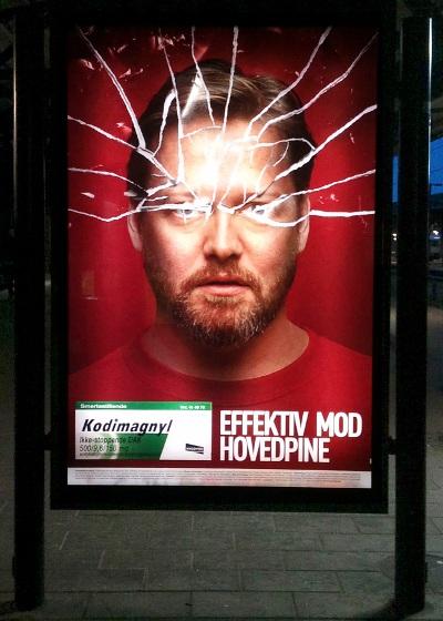 Kodimagnyl reklame, 'Martin'