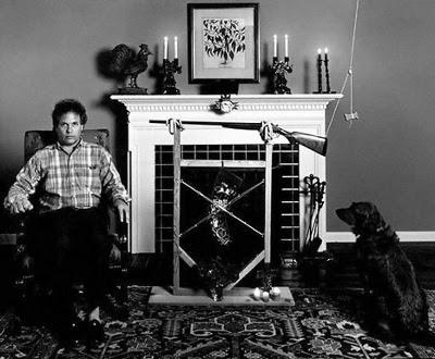 Bill Thomas - Suicide - Dog and Shotgun