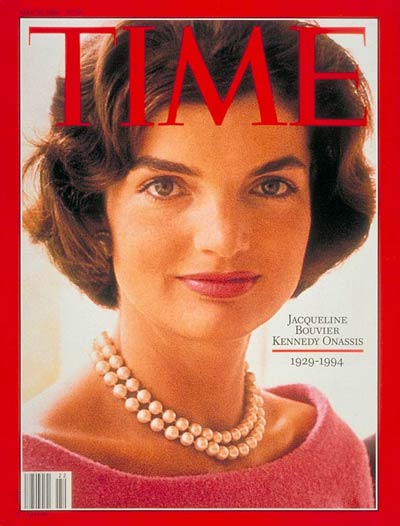 TIME: Jacqueline Bouvier Kennedy Onassis, 1929-1994