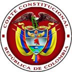 Logo: Corte Constitucional de Colombia