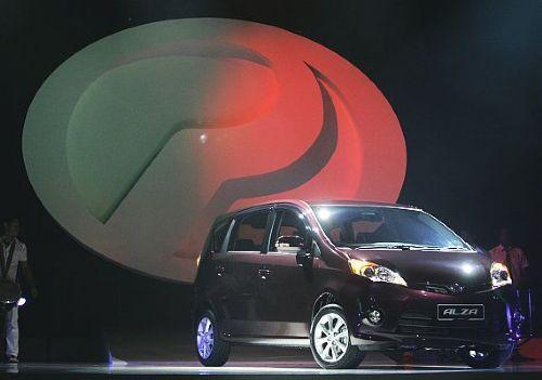 perodua alza exclusive. ALZA! Of all the car names,