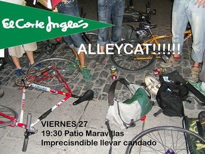 corteInglesAlleycat