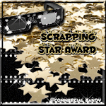 Scrappin Star Award