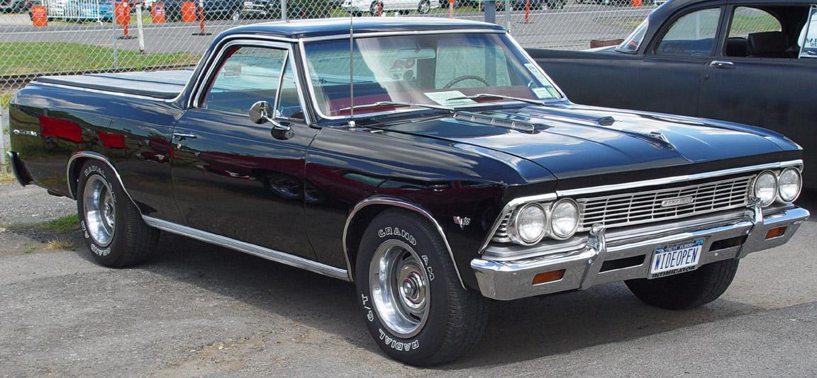 chevrolet elcamino parts. 1966 66 Chevrolet Chevy EL