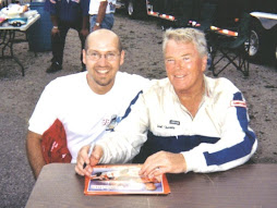 Jason with Dick Trickle