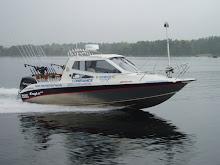 Båten Silver 650 Star cabin