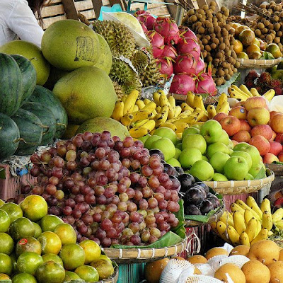 Tips memilih buah yang baik dan segar