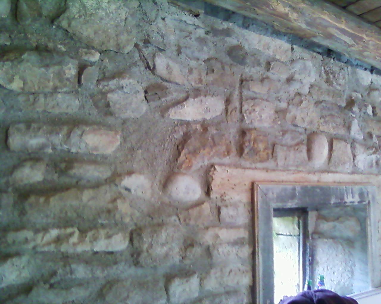 Joint pierre mur - Faire les joints d un mur en pierre ...