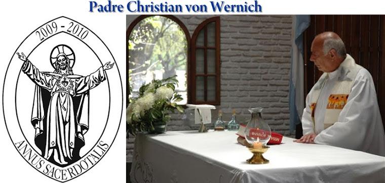 Blog del Padre Christian von Wernich