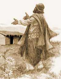 Juan Moreira vuelve a su rancho