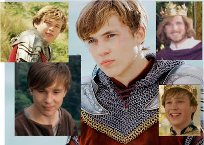 Peter Pevensie - High King Peter the Magnificent   queensusdiary.blogspot.com