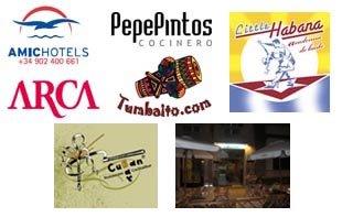 Patrocinadores de Blogueando a Cuba