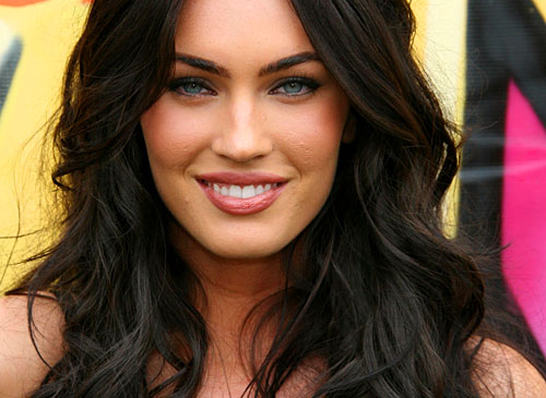 megan fox before and after plastic. Megan Fox: Before and After!