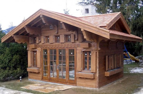 Ultimate children s playhouse costs 230 000 likepage for Cost to build a playhouse