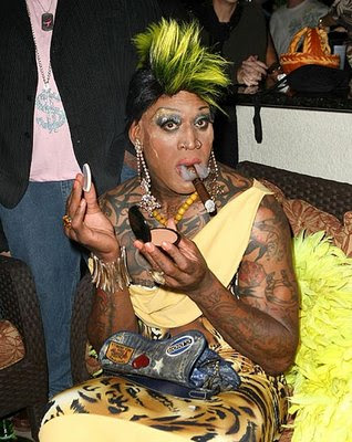 dennis rodman halloween ... plus longer lasting erections, improved sexual stamina and the ...