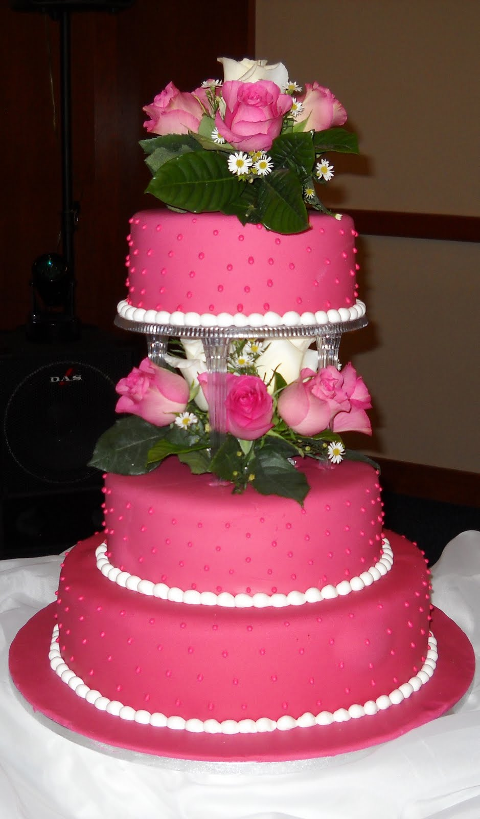 Cake Designs For Debut : Jocelyn s Wedding Cakes and More....: Nicole s Debut Cake