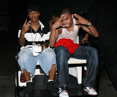 ef_bowowchrisbrown Bow Wow & Chris Brown Altercation