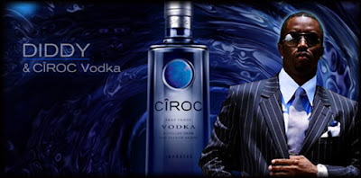 """d1 Ciroc's new drink called """"The Diddy"""""""