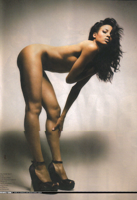 c5 Ciara's Full Vibe Magazine Naked Spread