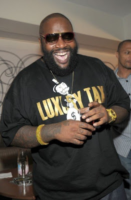 "lx2 Rick Ross launches ""Luxury Tax"" Clothing Line"