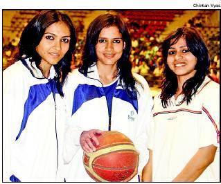 Akanksha Singh BasketballAkanksha Singh Basketball