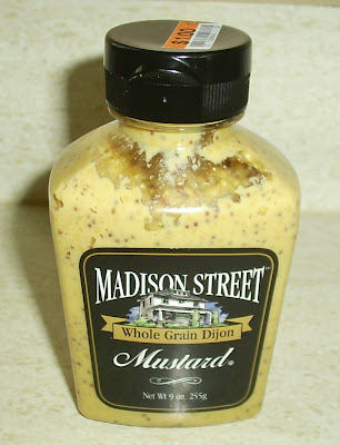 ... Anti-Spendthrifty Gourmet: Madison Street Whole Grain Dijon Mustard