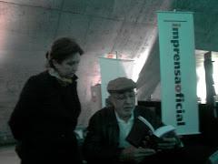 João Batista de Andrade e Ariane Porto
