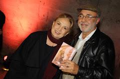 João Batista e Eva Wilma no Festival de Cinema Latino Americano de SP