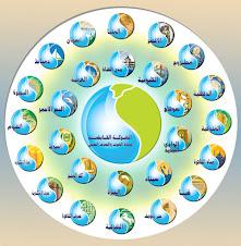 مواقع شركات مياه الشرب