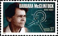 Sandwalk: Nobel Laureate: Barbara McClintock