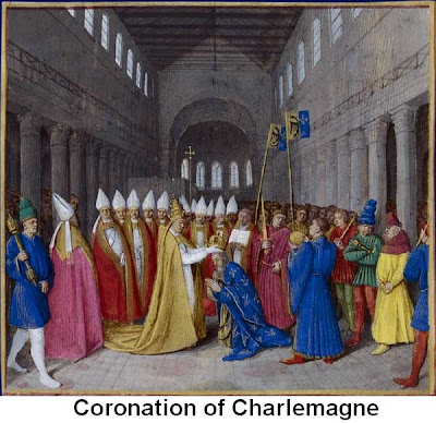 The United States of the Solar System: A.D. 2133 (Book Two) - Page 4 Coronation_of_Charlemagne