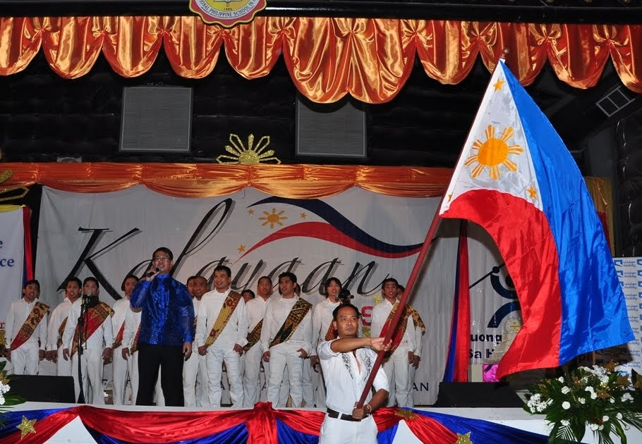 month long celebration philippine independence london