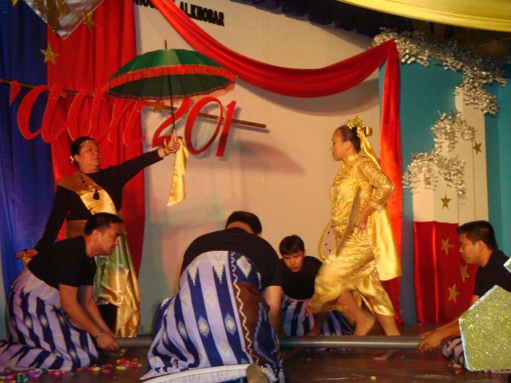 kulturang pilipino tampok sa pagdiriwang ng araw ng kalayaan