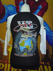 VTG YES 84 TOUR