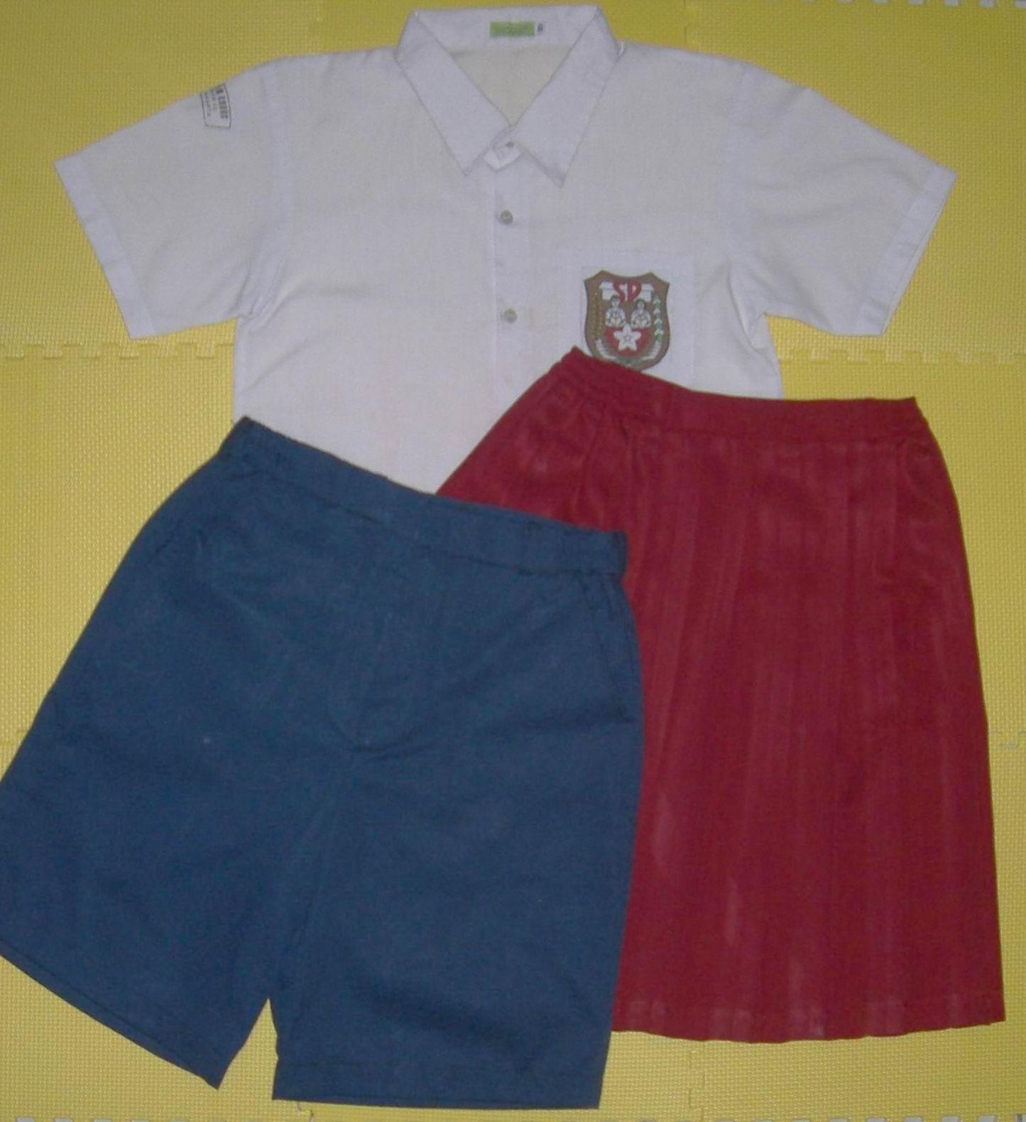 OKKY BUSANA DESIGN PRODUCTION baju seragam okky design