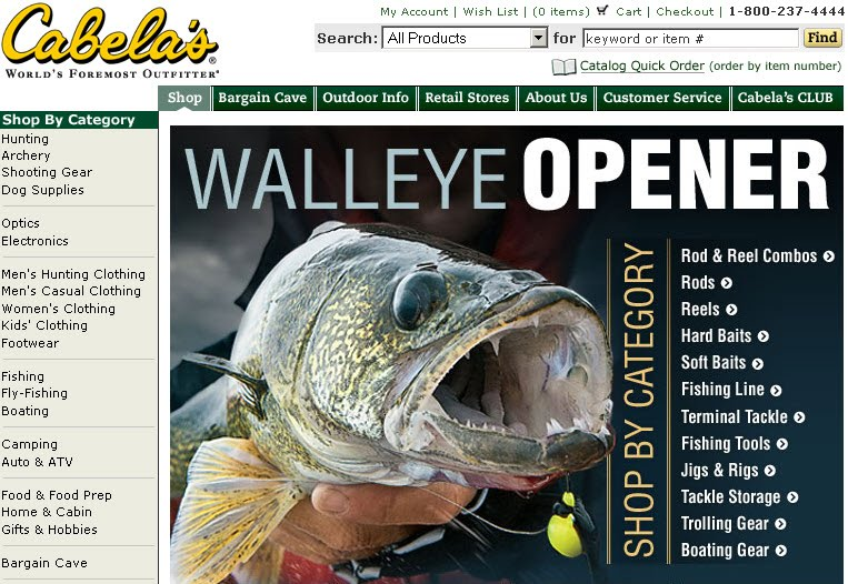 Canada 39 s best fishing and hunting gear up for walleye opener for Walleye fishing gear
