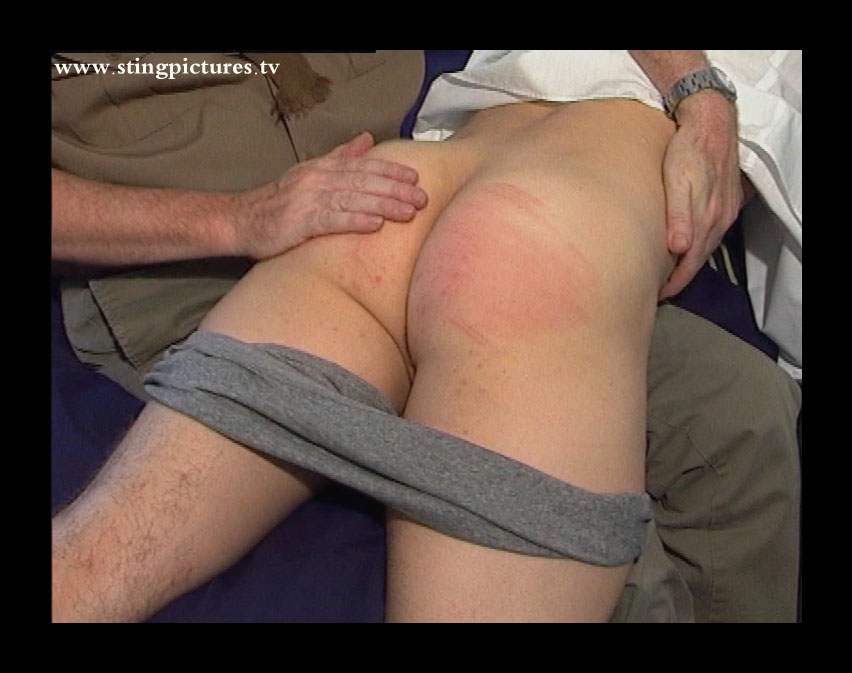 Jock Spank: Sting: Paul gets the cane (Part 2)
