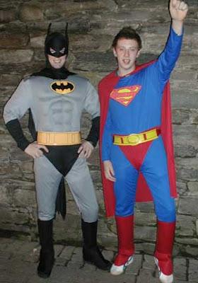 el mito de superman VS: el mito del guason