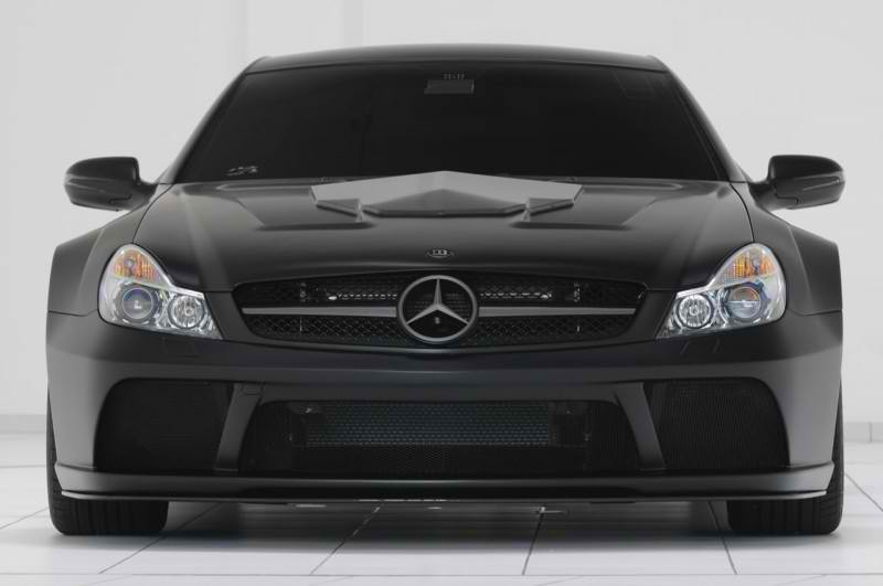2010 Modern BRABUS T65 RS Mercedes-Benz Specification and wallpaper