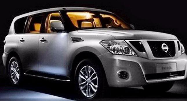 Nissan 4X4 Patrol hd gallery