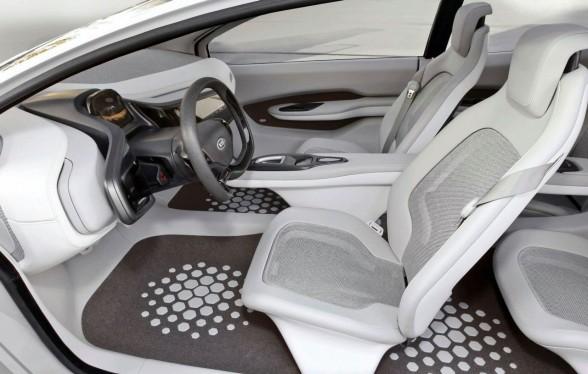2010 Kia Ray Plug-in Hybrid Concept 2010 super cars carshowp, general motor